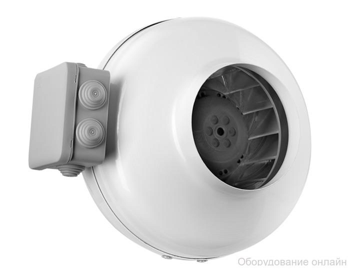 Фото объявления Вентилятор канальный круглый Shuft CFs 125S