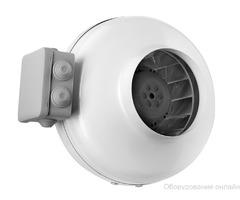 Вентилятор канальный круглый Shuft CFs 125S