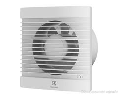 Вентилятор вытяжной Electrolux Basic EAFB-100TH (таймер и гигростат) фото
