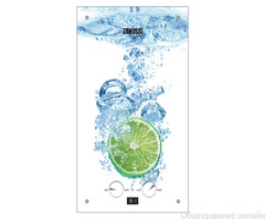 Газовая колонка Zanussi GWH 10 Fonte Glass Lime фото