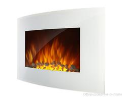 Электрический камин Electrolux EFP/W 1200URLS белый фото