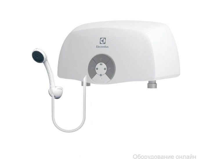 Фото объявления Водонагреватель проточный Electrolux Smartfix 2.0 S (3,5 kW) - душ