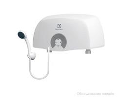Водонагреватель проточный Electrolux Smartfix 2.0 S (3,5 kW) - душ фото