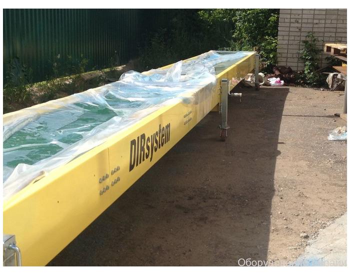 Фото объявления Транспортер для картофелехранилищ Тл-80 12 метров