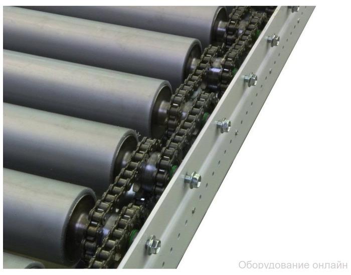 Фото объявления Приводной роликовый конвейер
