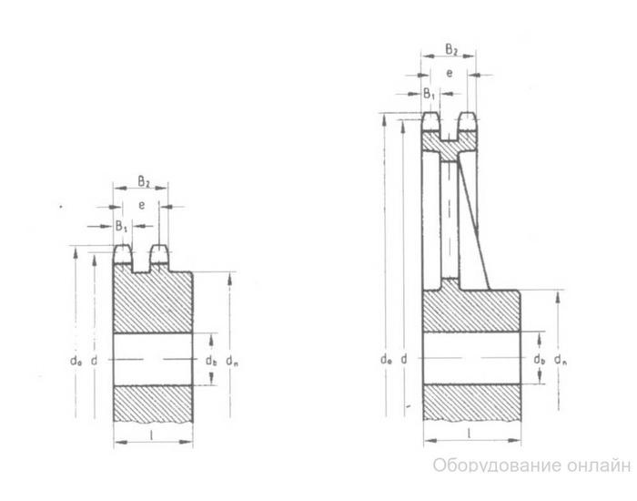 Фото объявления Комплектующие для ленточных и роликовых конвейеров