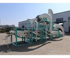 Оборудование для очистки,шелушения и сепарации семян подсолнечника ТFKH-1500 фото