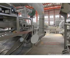 Оборудование для шелушения и сепарации овса TFYM-1000 фото