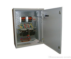 Фото объявления Шкаф автоматического ввода АВР-100М-250