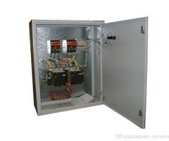 Шкаф автоматического ввода АВР-100-10 фото