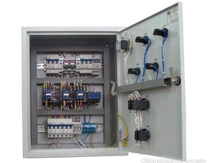 Фото объявления Шкаф автоматического ввода АВР-200-250