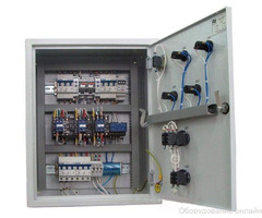 Шкаф автоматического ввода АВР-200-250 фото