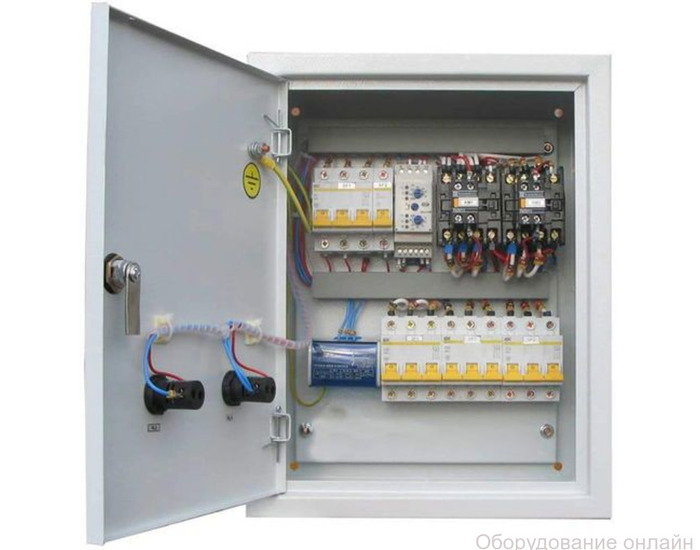 Фото объявления АВР-500-ХХХ шкаф автоматического ввода