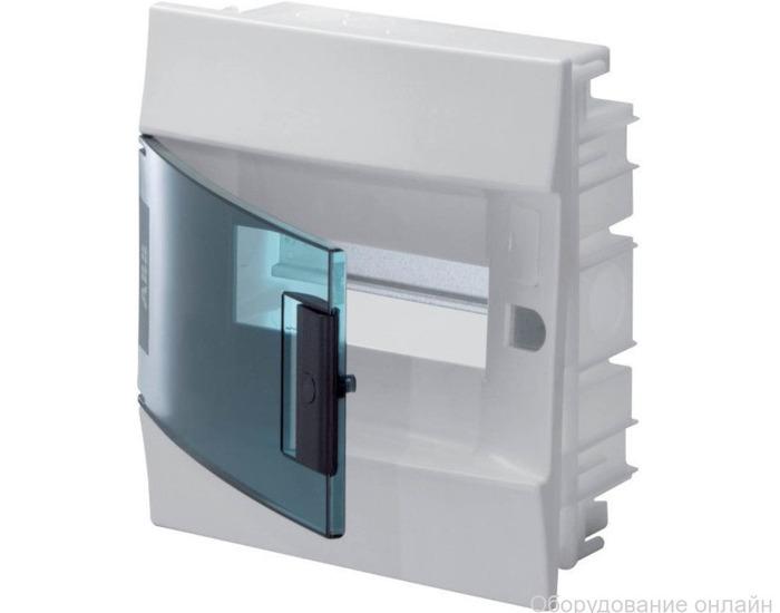 Фото объявления Бокс в нишу Mistral41 8М зелёная прозрачная дверца арт. 1SLM004101A1202