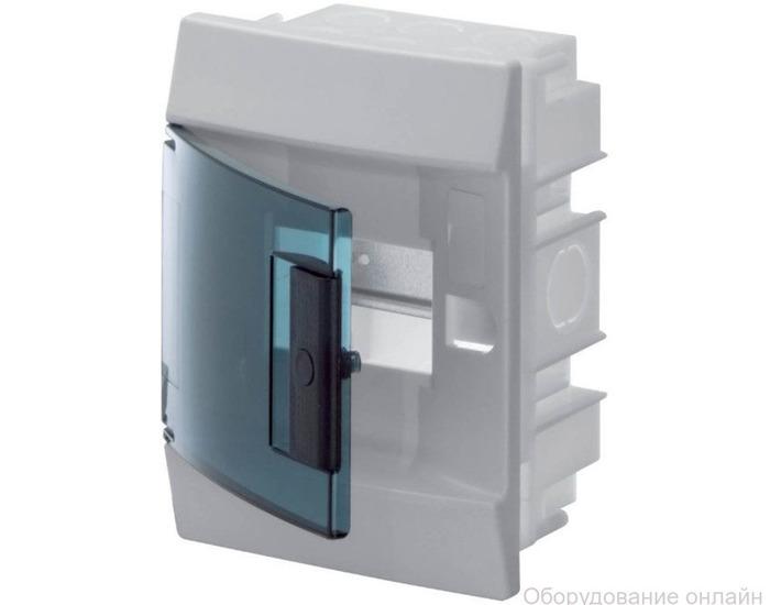 Фото объявления Бокс в нишу Mistral41 4М прозрачная дверца арт. 1SLM004101A2200