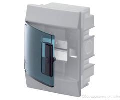 Бокс в нишу Mistral41 4М прозрачная дверца арт. 1SLM004101A2200 фото