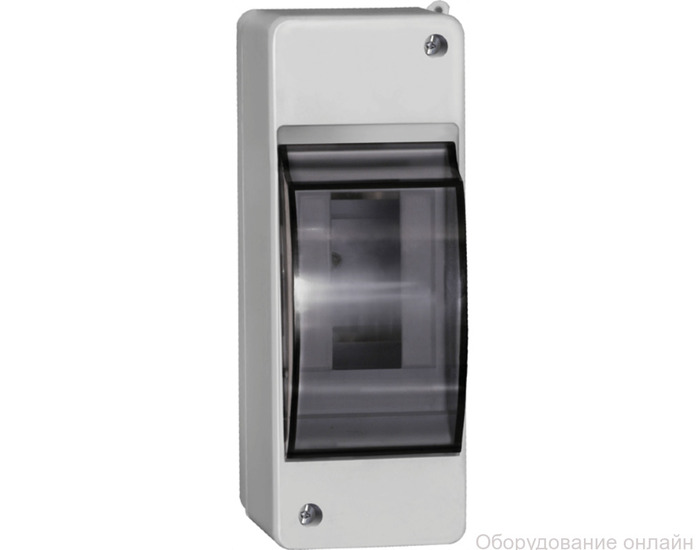 Фото объявления Бокс IEK с прозрачной крышкой КМПн 2/2 для 2-х автоматических выключателей арт. MKP42-N-02-30-20