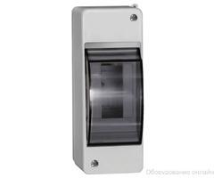Бокс IEK с прозрачной крышкой КМПн 2/2 для 2-х автоматических выключателей арт. MKP42-N-02-30-20 фото