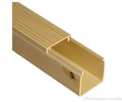 Кабель-канал цвет сосна 2м