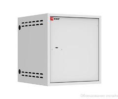 Шкаф телекоммуникационный антивандальный 12U настенный, Astra A серия EKF Basic фото