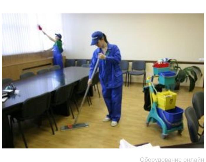 Фото объявления Качественная и доступная уборка офисов