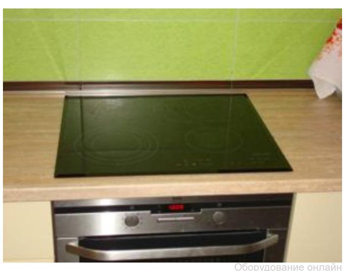 Фото объявления Подключение индукционной плиты к сети