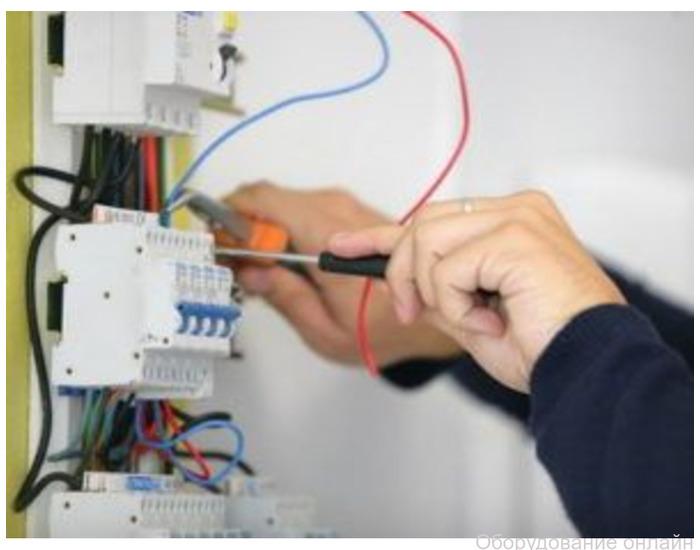 Фото объявления Установка автоматов в электрощитке