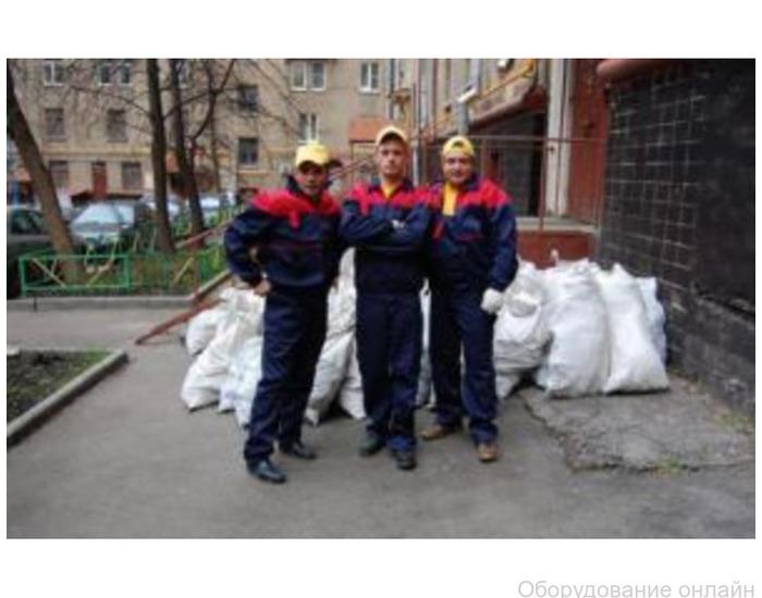 Фото объявления Цена за работу по выносу мусора из квартиры