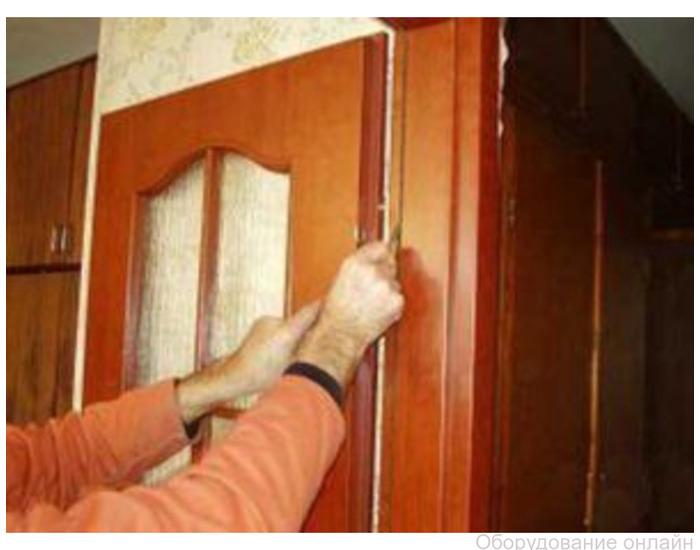 Фото объявления Монтаж межкомнатных дверей