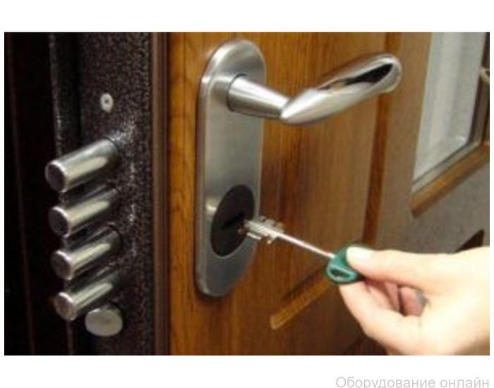 Фото объявления Замена и установка замков в металлические и межкомнатные двери