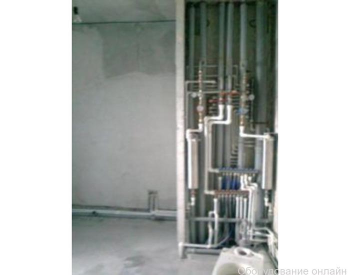 Фото объявления Замена труб водоснабжения в квартире