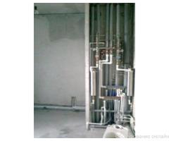 Замена труб водоснабжения в квартире фото