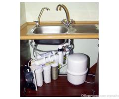 Установка фильтра для воды фото