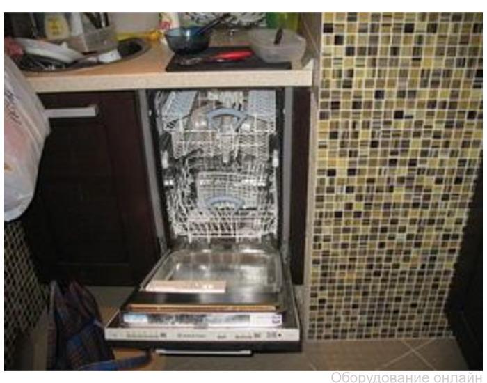 Фото объявления Подключение посудомоечной машины