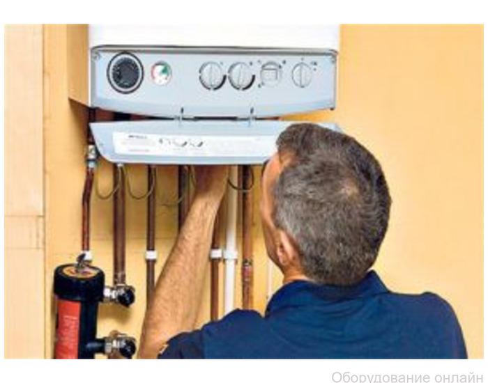 Фото объявления Монтаж газовой колонки