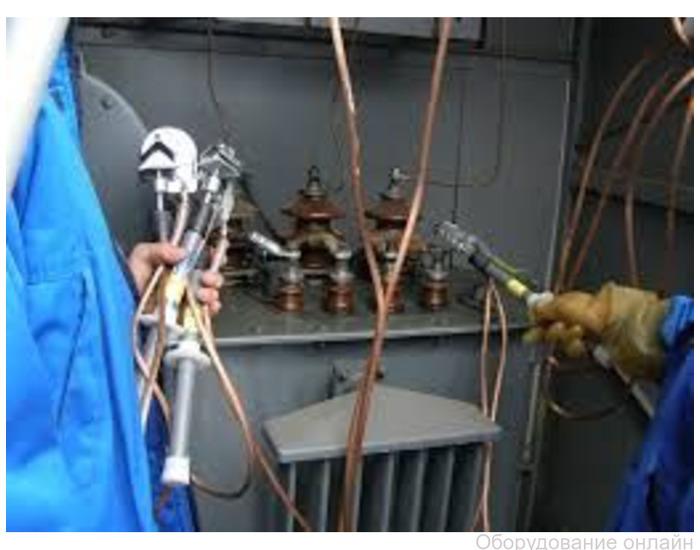 Фото объявления Испытание высоковольтного оборудования до 750 кВ