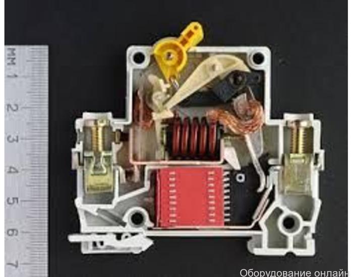 Фото объявления Проверка автоматических выключателей и прогрузка автоматов