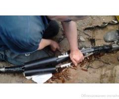 Поиск и определение места повреждения силового кабеля