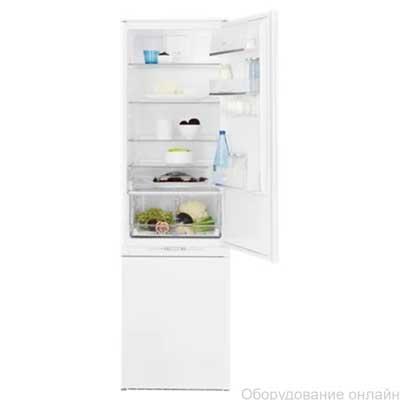 Фото встраиваемый холодильник Electrolux б/у